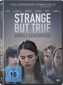Strange but true, DVD