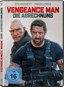 Vengeance Man - Die Abrechnung, DVD