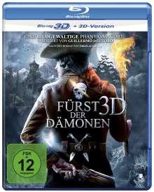 Fürst der Dämonen (3D Blu-ray), Blu-ray Disc