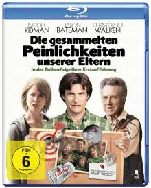 Die gesammelten Peinlichkeiten unserer Eltern in der Reihenfolge ihrer Erstaufführung (Blu-ray), Blu-ray Disc