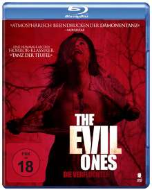 The Evil Ones (Blu-ray), Blu-ray Disc