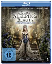 The Curse of Sleeping Beauty (Blu-ray), Blu-ray Disc