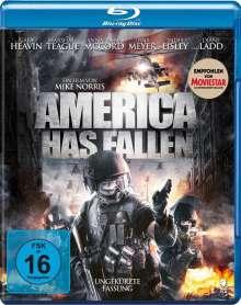 America Has Fallen (Blu-ray), Blu-ray Disc