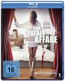 Eine Fatale Affäre - Forbidden Dreams (Blu-ray), Blu-ray Disc