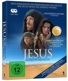 Jesus - 40 Tage in der Wüste (Blu-ray), 2 Blu-ray Discs
