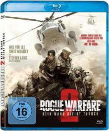 Rogue Warfare 2 (Blu-ray), Blu-ray Disc