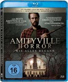 Amityville Horror - Wie alles begann (Blu-ray), Blu-ray Disc