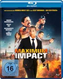 Maximum Impact (Blu-ray), Blu-ray Disc