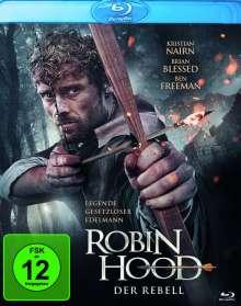 Robin Hood - Der Rebell (Blu-ray), Blu-ray Disc