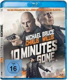 10 Minutes Gone (Blu-ray), Blu-ray Disc