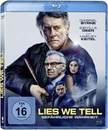 Lies We Tell (Blu-ray), Blu-ray Disc