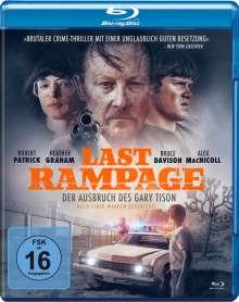 Last Rampage (Blu-ray), Blu-ray Disc