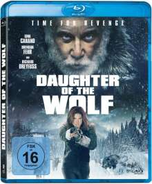Daughter of the Wolf (Blu-ray), Blu-ray Disc