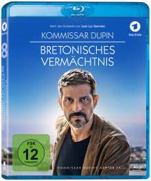 Kommissar Dupin: Bretonisches Vermächtnis (Blu-ray), Blu-ray Disc