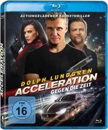 Acceleration (Blu-ray), Blu-ray Disc