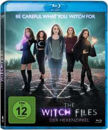 The Witch Files (Blu-ray), Blu-ray Disc