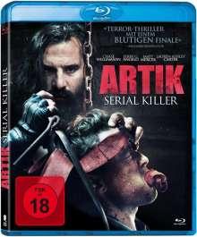 Artik - Serial Killer (Blu-ray), Blu-ray Disc