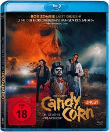 Candy Corn - Dr. Death's Freakshow (Blu-ray), Blu-ray Disc