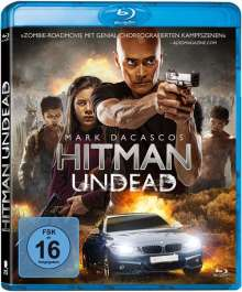 Hitman Undead (Blu-ray), Blu-ray Disc