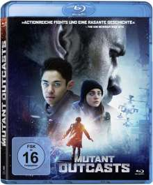 Mutant Outcasts (Blu-ray), Blu-ray Disc