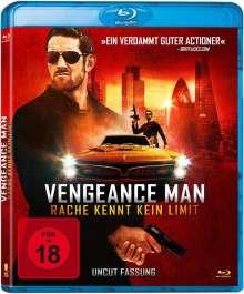 Vengeance Man - Rache kennt kein Limit (Blu-ray), Blu-ray Disc