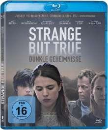Strange but true (Blu-ray), Blu-ray Disc