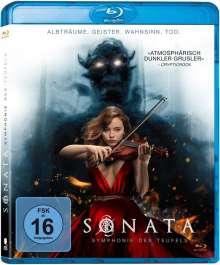 Sonata - Symphonie des Teufels (Blu-ray), Blu-ray Disc
