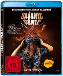 Satanic Panic (Blu-ray), Blu-ray Disc