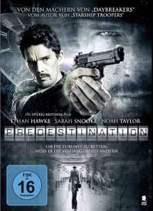 Predestination, DVD