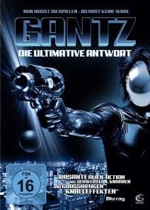 Gantz - Die ultimative Antwort, DVD