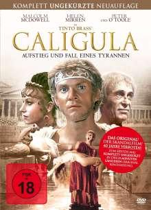 Caligula (Uncut), DVD