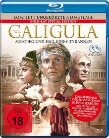 Caligula (Uncut) (Blu-ray), Blu-ray Disc