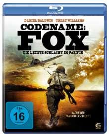 Codename Fox - Die letzte Schlacht im Pazifik (Blu-ray), Blu-ray Disc