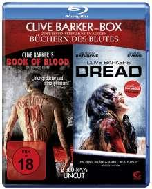 Clive Barker Box (Blu-ray), 2 Blu-ray Discs