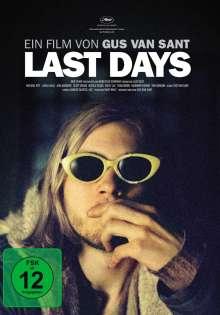 Last Days (2005), DVD