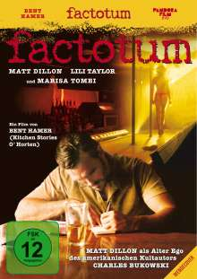 Factotum, DVD