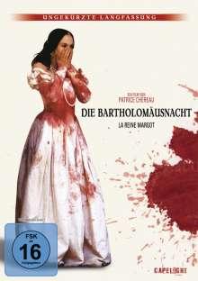 Die Bartholomäusnacht (Langfassung), DVD