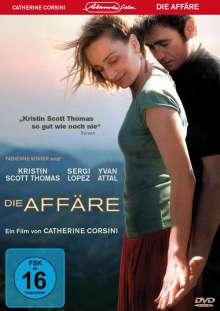 Die Affäre, DVD