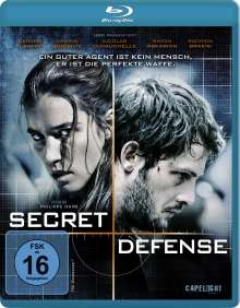 Secret Defense (2008) (Blu-ray), Blu-ray Disc
