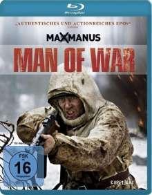 Max Manus - Man Of War (Blu-ray), Blu-ray Disc