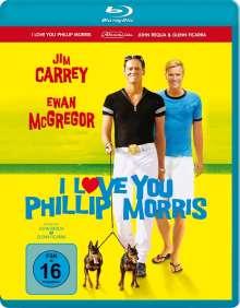 I Love You Phillip Morris (Blu-ray), Blu-ray Disc