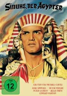 Sinuhe, der Ägypter, DVD