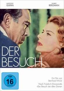 Der Besuch, DVD