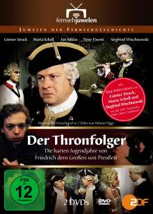 Der Thronfolger, 2 DVDs
