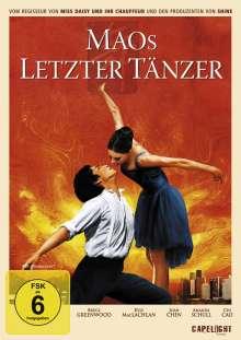 Maos letzter Tänzer, DVD