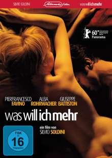 Was will ich mehr, DVD