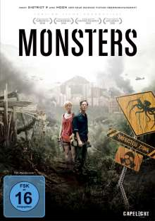 Monsters, DVD