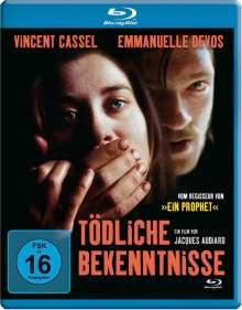 Tödliche Bekenntnisse (Blu-ray), Blu-ray Disc
