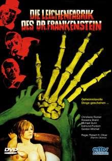Die Leichenfabrik des Dr. Frankenstein, DVD