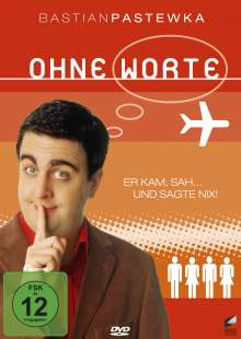 Bastian Pastewka - Ohne Worte!, 2 DVDs